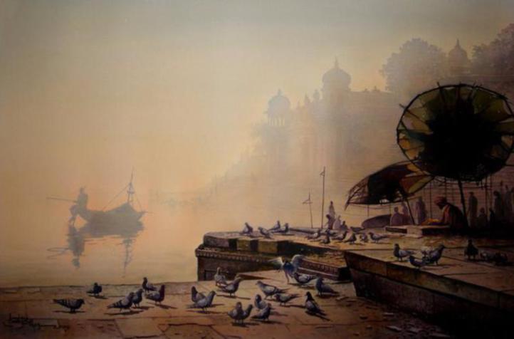 Amit-bhar-paintings
