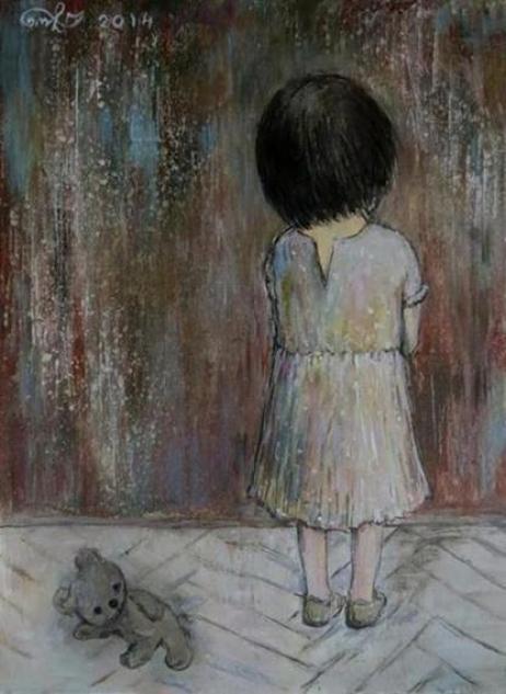 girl-doll-paintings