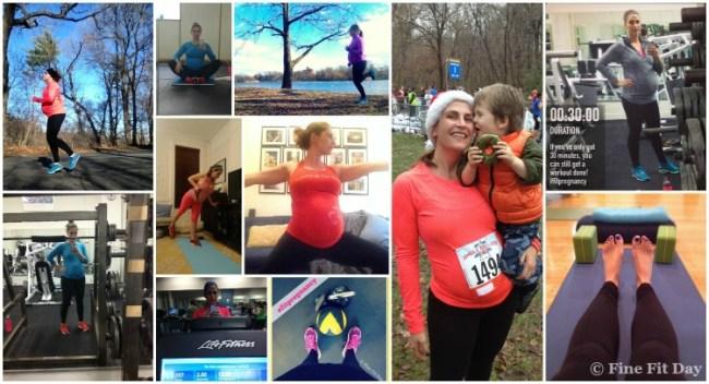 Fine Fit Pregnancy - Third Trimester Workouts