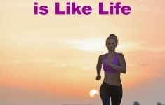 4 Ways Running is Like Life