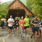 Covered Bridge Half Marathon, 2016,