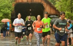 Covered Bridges Half Marathon 2016 – A finish line I needed