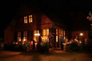 Feier in der Nacht