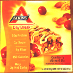 Random image: atkins-daybreak-cranberry-almond-review-photo