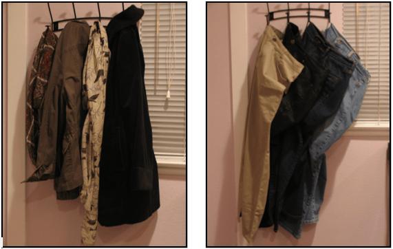 jackets and pants