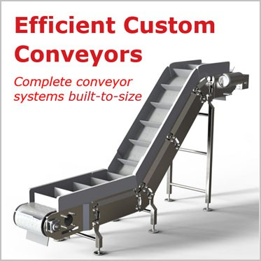 fin automation malta conveyor belts