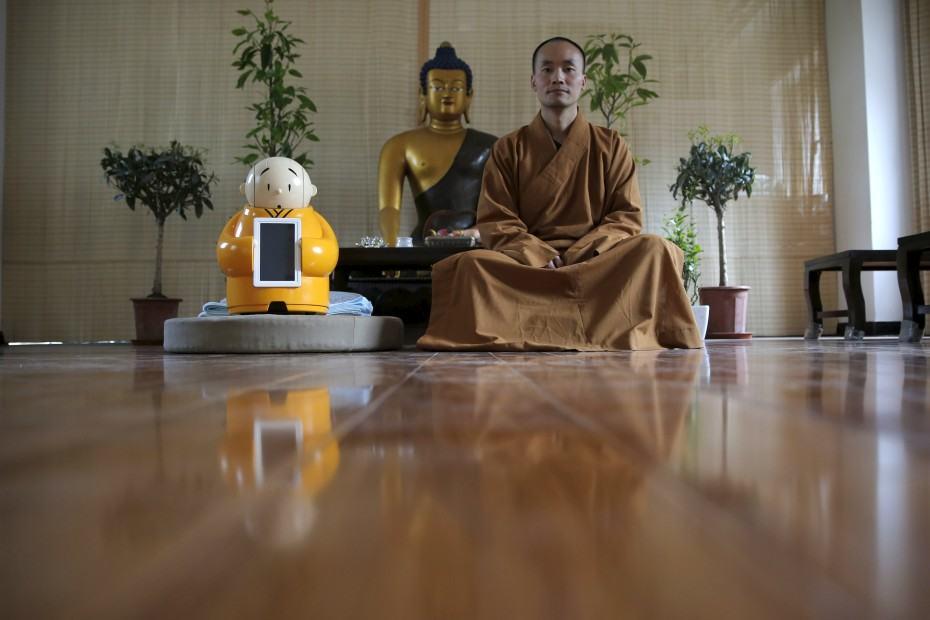 robot monk fin automation malta