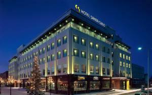 フィンランドのロバニエミ市にあるサンタクロースホテル
