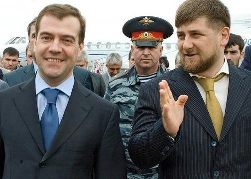 Medvedev-kadyrov