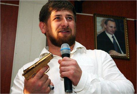 Kadyrov_goldengun_putin
