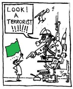 """""""Activist Terrorist"""""""