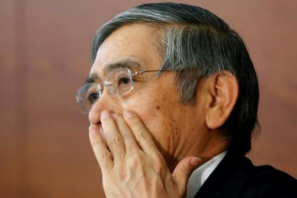 Bank of Japan (BOJ) Governor Haruhiko Kuroda attends a news conference at the BOJ headquarters in Tokyo, Japan, July 29, 2016. Picture taken July 29, 2016.  REUTERS/Kim Kyung-Hoon - RTSKET4