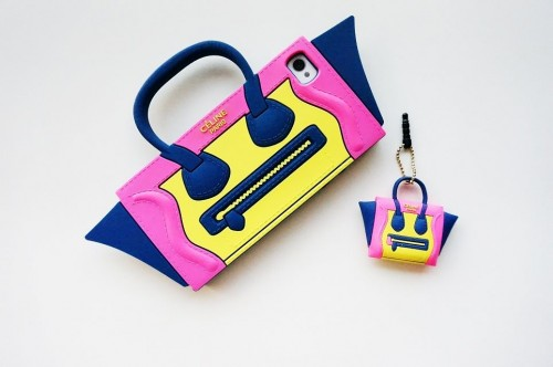 Navy-Celine-bag-silicone1