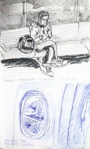 Drawings, 2-3-11