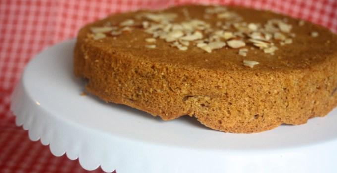 Sweet Potato Spice Cake (Gluten-Free)