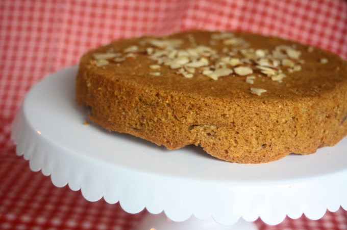 Sweet Potato Spice Cake