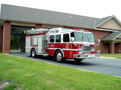 Fire Engines Photos - Heard County Fire & Emergency Services Engine 1