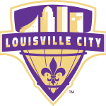 Louisville City Primary Logo Hi