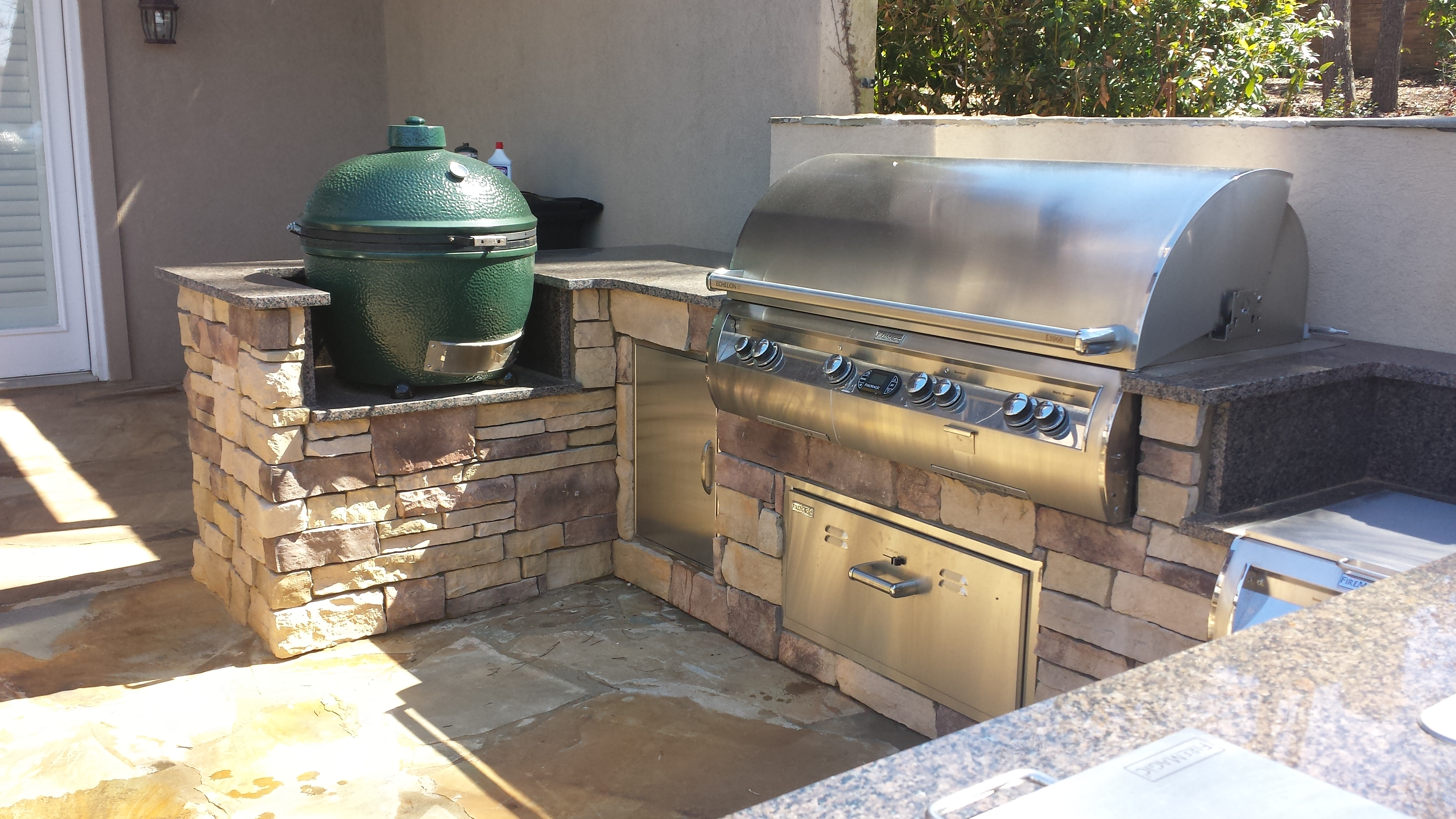 outdoor kitchens components outdoor kitchen sink Visit our showroom and talk with our experts about Outdoor Kitchens