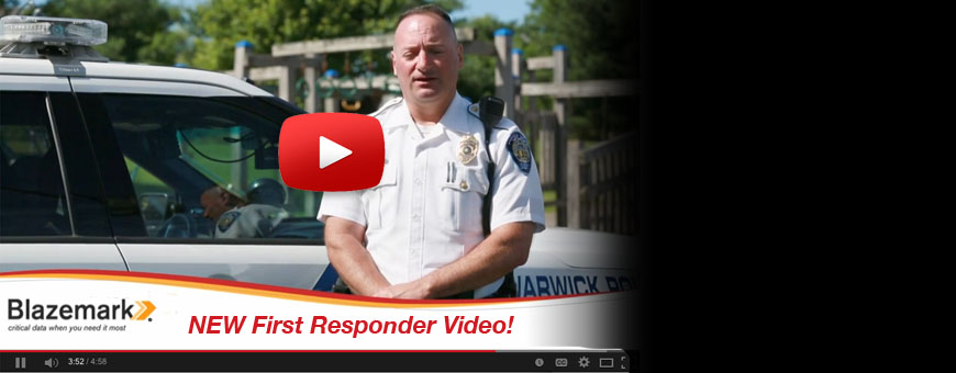 Pre-incident Planning with Blazemark Gives First Responders a Tactical Edge
