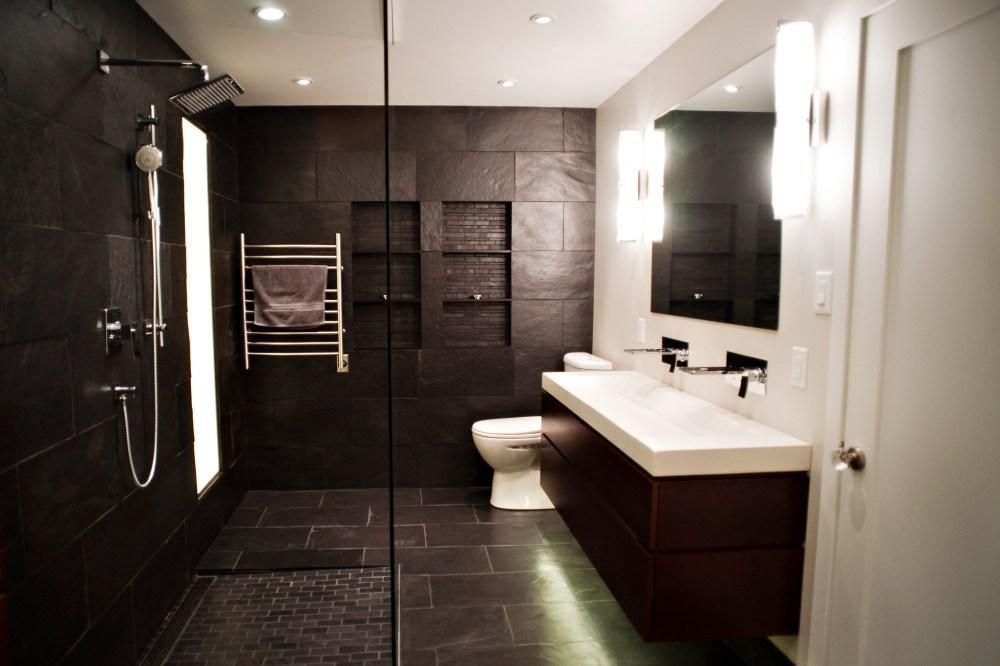 transcona master bathroom fireside design build