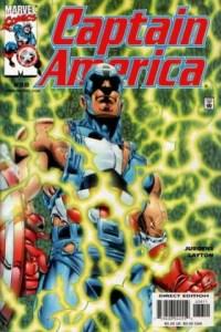 captain america 38