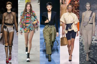 7 top trends from Spring/Summer 2019 Fashion Week