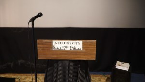 Ancient City Poets Open Mic @ Corazon Cinema and Cafe | St. Augustine | Florida | United States