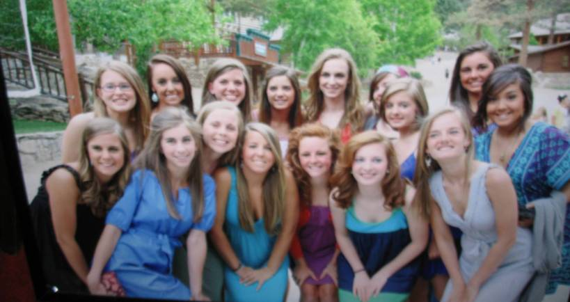 Young Life Camp Pic