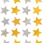 כוכבים זהב כסף