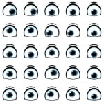 עיניים חגי תשרי