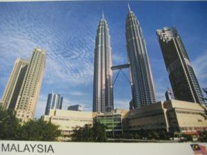The Petronas Towers look familiar. I've visited KL twice and I hope to explore more of the city once again.