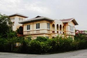 Sen. Jose Corteza Locsin ancestral house.