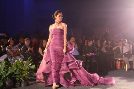 Miss International 2013 Bea Rose Santiago in a Renee Salud creation.