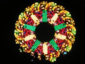 Giant lantern festival in Pampanga marks the early celebration of Christmas.