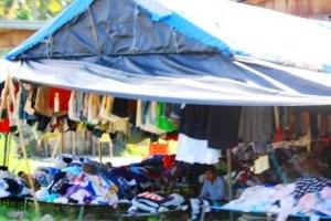 A market in Sarangani.