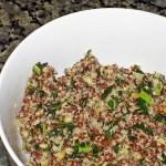 Conquering Quinoa
