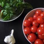 Grasping for Summer: Bruschetta