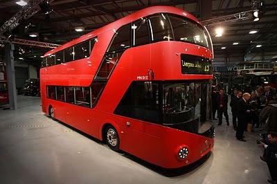 Autobús del futuro londinense