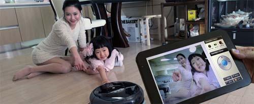 Aspiradora Tango View de Samsung