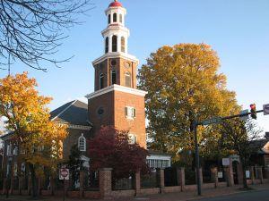 Historic Christ Church, Alexandria, VA