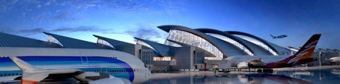 LAX International Terminal Open House June 22, 2013