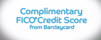 Complimentary FICO Credit Score