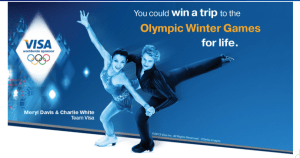 Win a Trip to the Winter Olympic Games for Life
