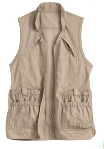 Women's Travel Vest