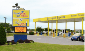 Save 40% on Parking at BWI with Econopark Express