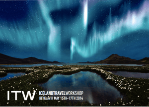 Iceland Travel Workshop
