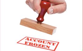 IGH Rewards Club Account Frozen