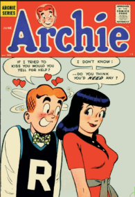 Read Archie comics for free with Inflight App