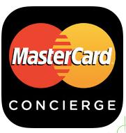 MasterCard Concierge App